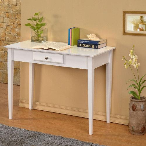 William's Home Furnishing Bodai 1-Drawer Desk