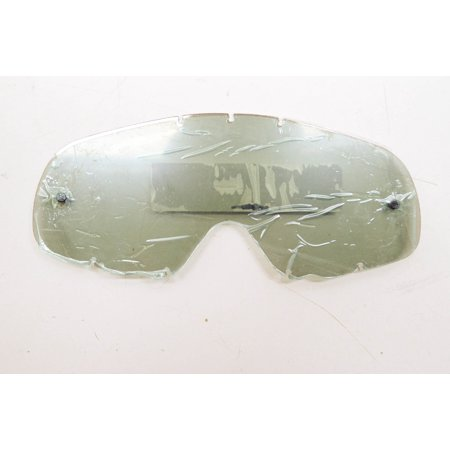 Crowbar Replacement Lens Grey (Replacement Lenses For Oakley Pitbull)