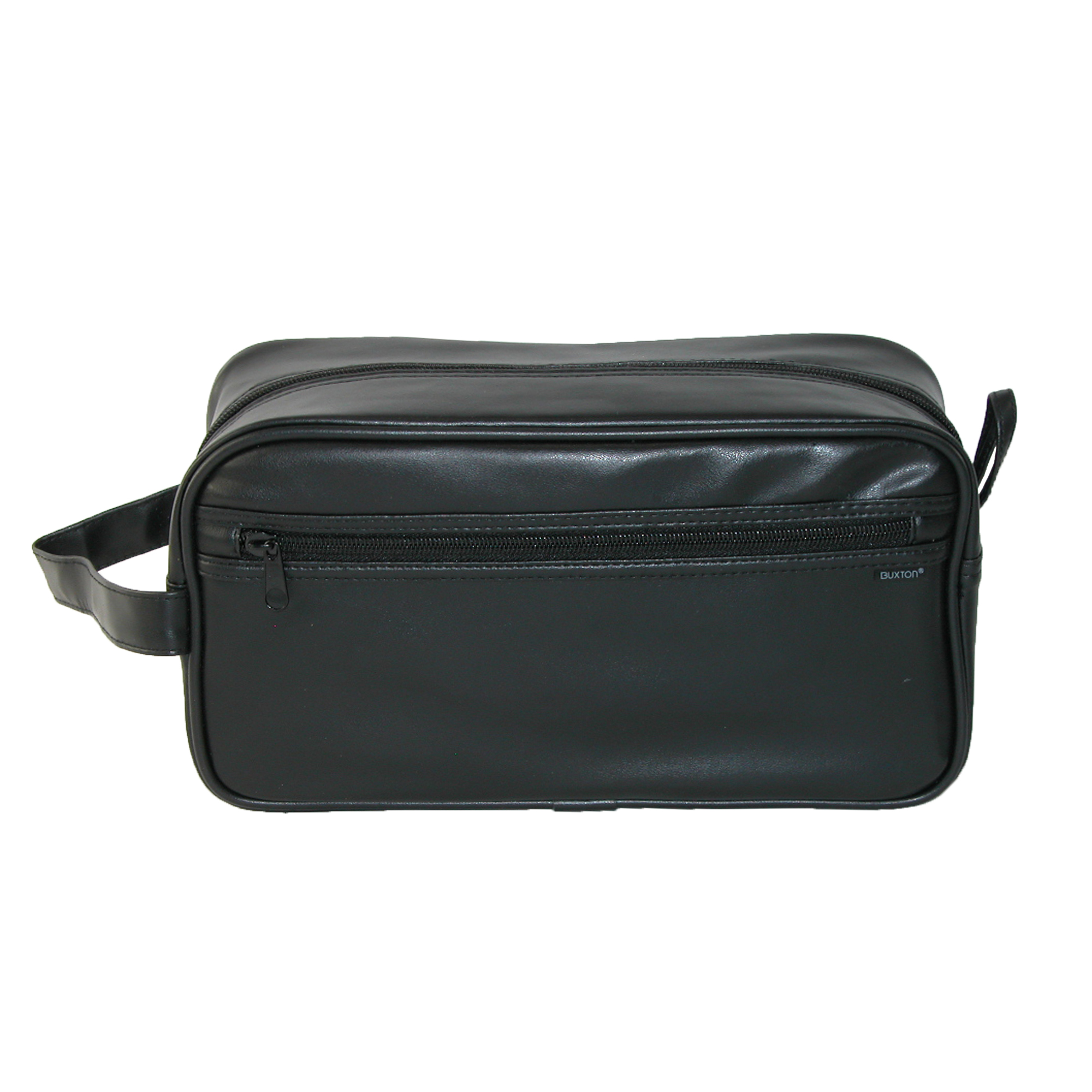 buxton menu0027s pvc travel toiletry bag