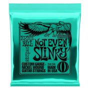 Ernie Ball 2626 Not Even Slinky Electric Guitar Strings (12-56)