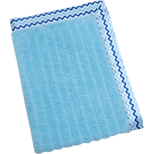 Splish Splash Baby Blanket, Available in Multiple Materials