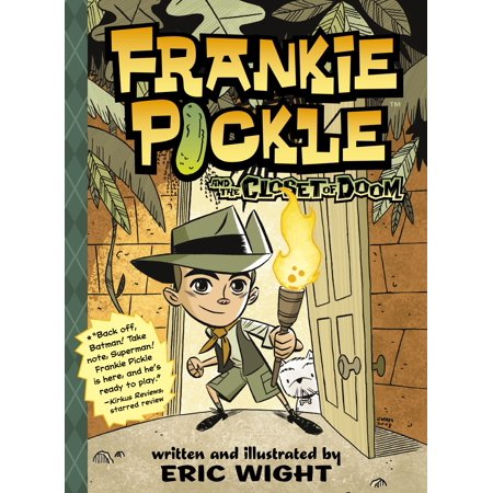 Frankie Pickle and the Closet of Doom (Reprint) (Paperback)