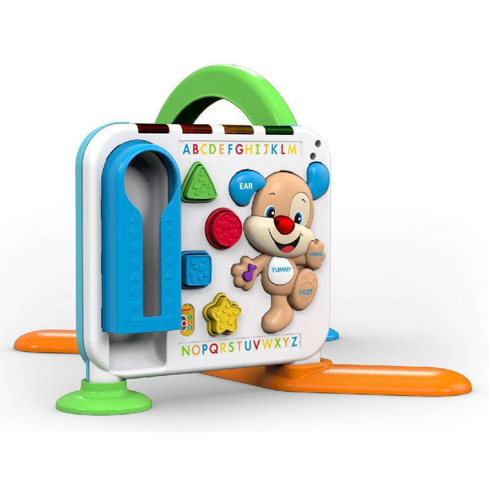 Fisher Price Laugh Learn Crawl Around Learning Center Infant Toaster