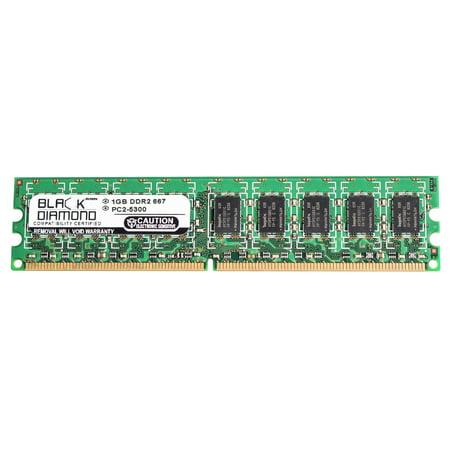 1GB RAM Memory for HP Workstation Xw4550 Black Diamond Memory Module DDR2 ECC UDIMM 240pin PC2-5300 667MHz Upgrade