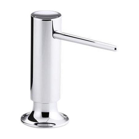 Kohler Straight Soap or Lotion Dispenser