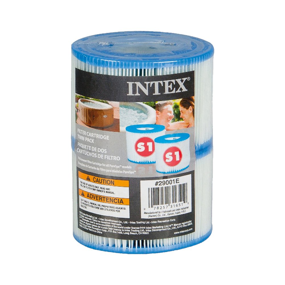 Intex PureSpa Type S1 Easy Set Pool Filter Replacement Cartridges (8 Filters) - image 2 of 7