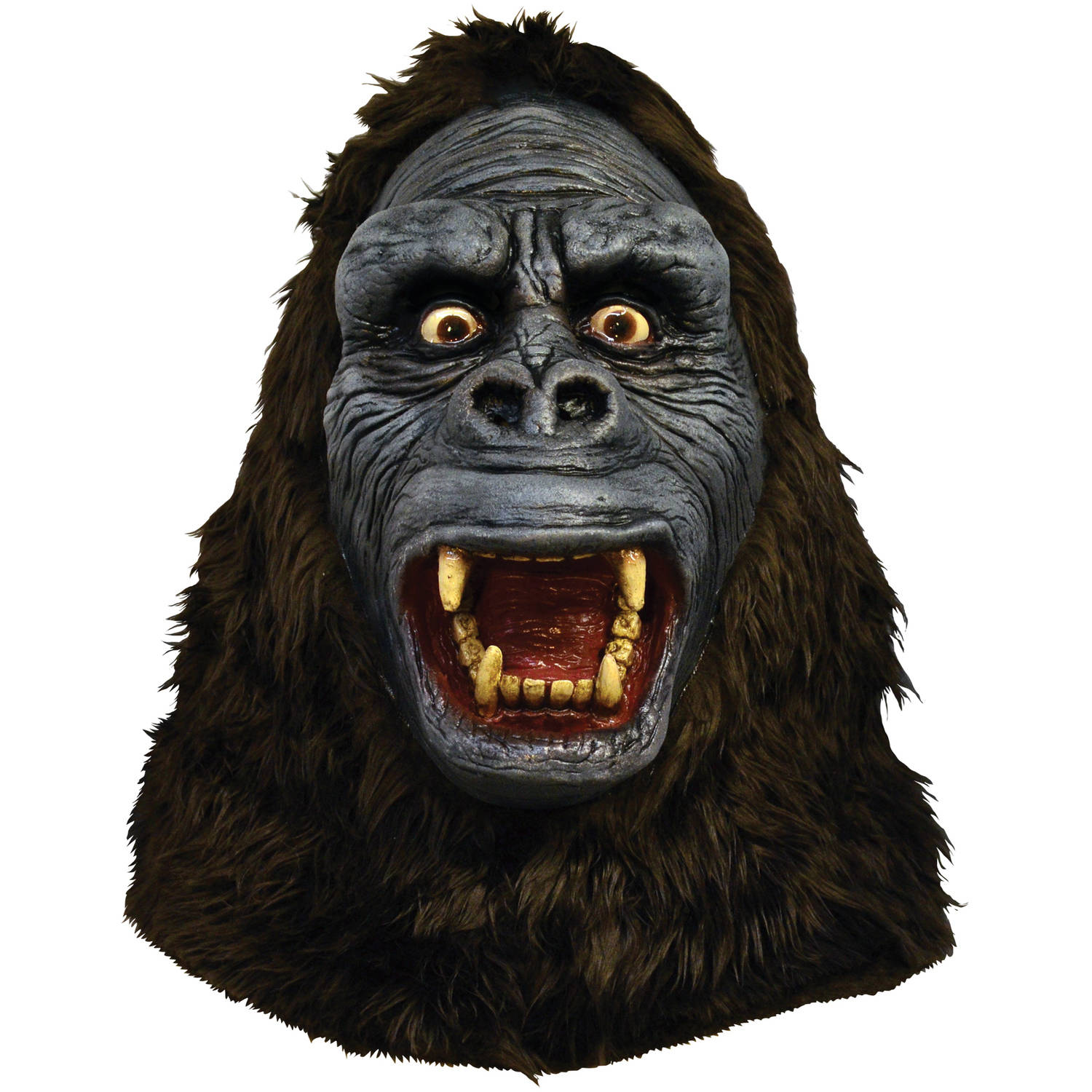 King Kong Latex Mask Adult Halloween Accessory