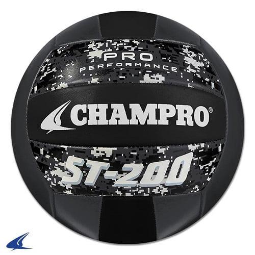 CHAMPRO ST-200 Volleyball Camo Black