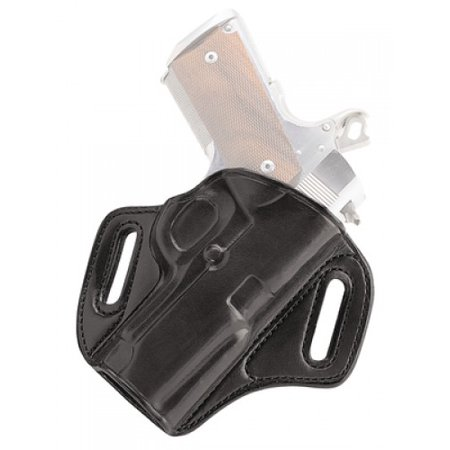 GALCO Concealable Belt Holster For Smith & Wesson M&P .45 Black Right