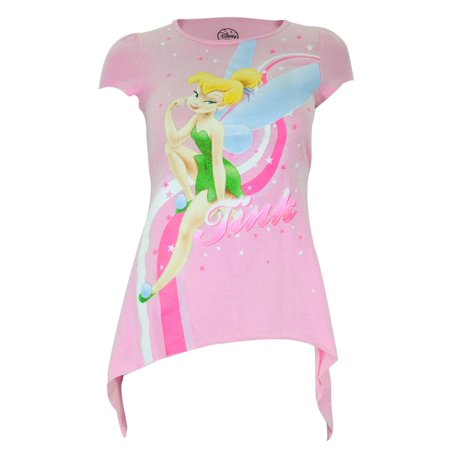 Tinkerbell - Schwoop Girls Youth Tunic T-Shirt ()