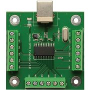 GPIO PCB for DSWF Products (EXT-DSWF-GPIO)