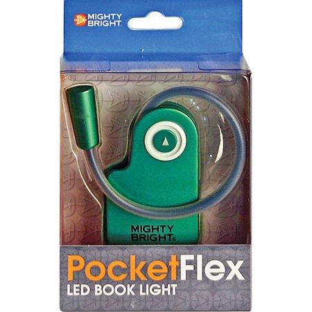 mighty bright pocketflex led book light. Black Bedroom Furniture Sets. Home Design Ideas