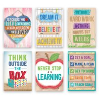 UPCYCLE INSPIRE U 6-POSTER PACK