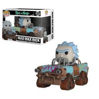 Funko POP! Rides: Rick and Morty - Mad Max Rick