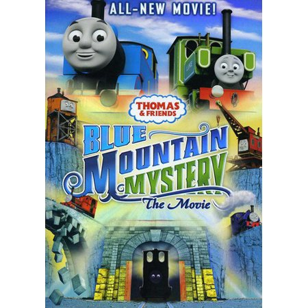 Thomas And Friends  Blue Mountain Mystery The Movie