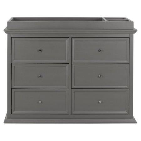 Million Dollar Baby Classic Foothill 6 Drawer Double Dresser