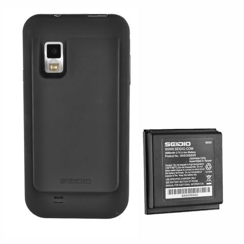 SEIDIO Innocell 3000mAh Extended Battery for Samsung Fascinate