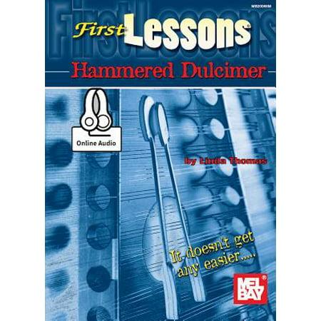 First Lessons Hammered Dulcimer (Mel Bay Jazz Dulcimer)