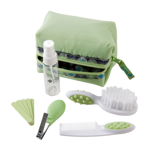 Safety 1st First Grooming Kit, Green