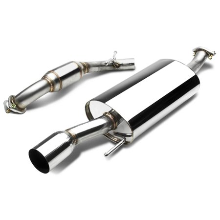 For 1993 to 1999 Volkswagen VW Golf 2.0L / 2.8L Engine Exhaust Cat Back System w / 3.5