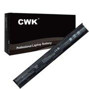 CWK Long Life Replacement Laptop Notebook Battery for HP Pavilion 800049-001 HSTNN-LB6S 800010-421 TPN-Q158 TPN-Q159 TPN-Q160 800049-001 800049-001 Pavilion 15-ab000 17-g000 Series