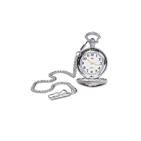 Pocket Watch Case with Chain Rubies 901 Chain Set Pocket Watch