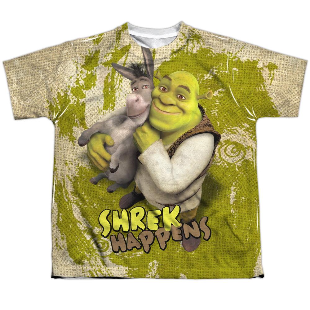Best Friends Adult Tank Top Shrek