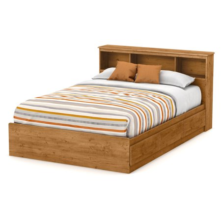 South Shore Little Treasures Full Bookcase Storage Bed
