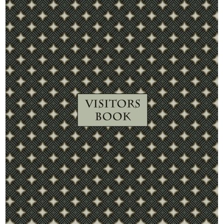Visitors Book (Hardback), Guest Book, Visitor Record Book, Guest Sign in Book : Visitor Guest Book for Clubs and Societies, Events, Functions, Small Businesses, B&bs Etc (Guest Record Book)