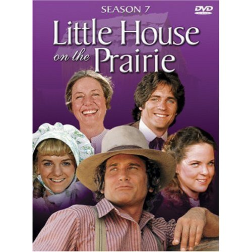 Little House on the Prairie - Season 7 dvd 2005, 6-Disc Set, Special 30th...