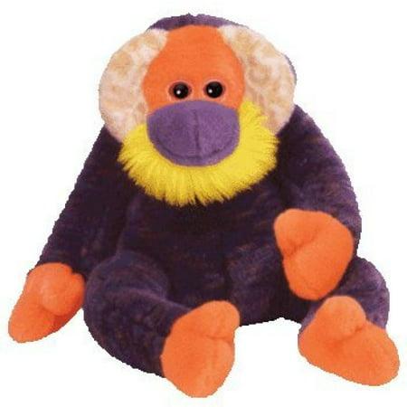 - TY Beanie Buddy - BANANAS the Monkey