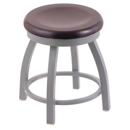 - Holland Bar Stool Misha Swivel Dining Stool with Wood Seat