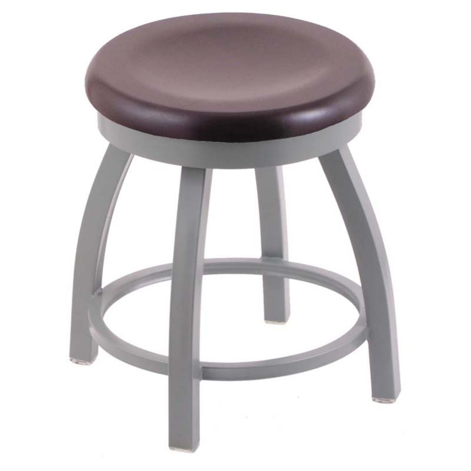 Holland Bar Stool Misha Swivel Dining Stool with Wood Seat