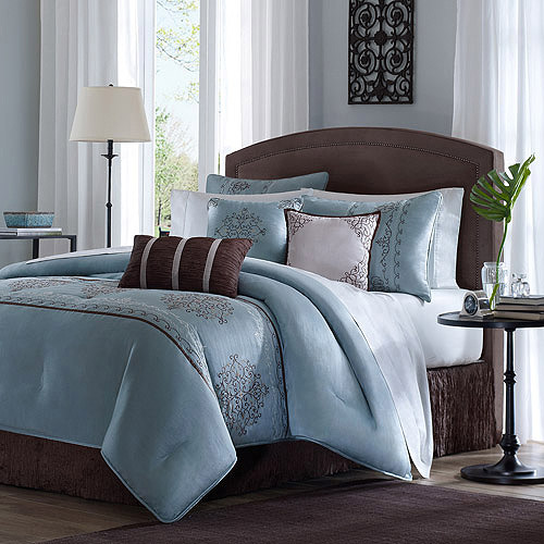 Home Essence Carlyle 7-Piece Comforter Set