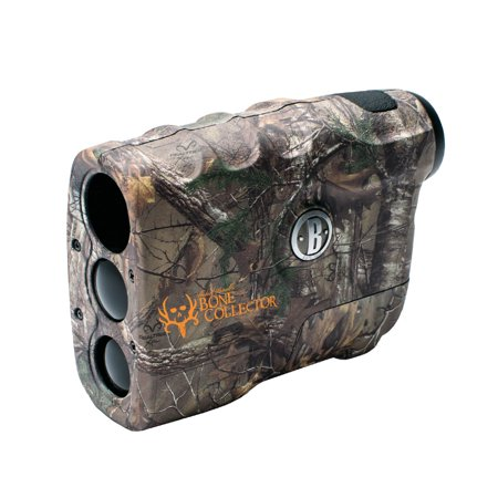 Bushnell Bone Collector 4x21mm Laser Rangefinder, Realtree Xtra Camo - - Halloween Bone Collector