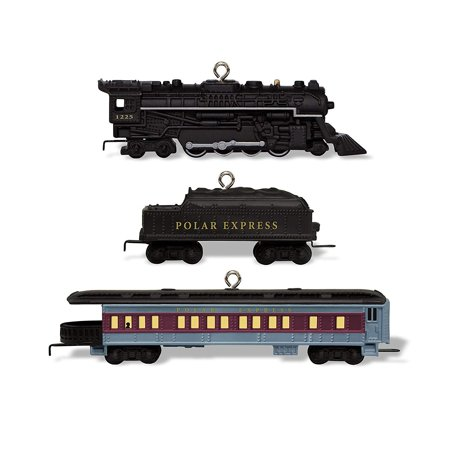 Hallmark 2018 Ornament - LIONEL The Polar Express