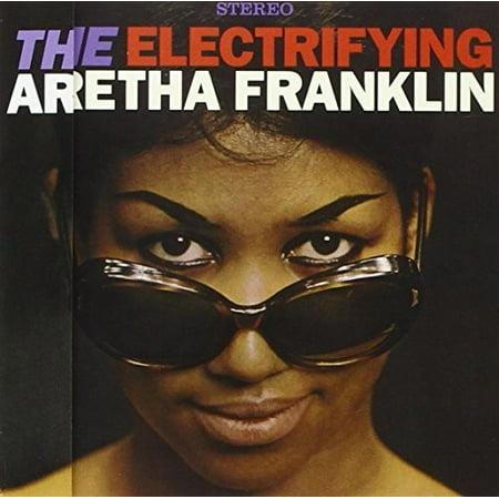 Electrifying Aretha Franklin + 4 Bonus Tracks