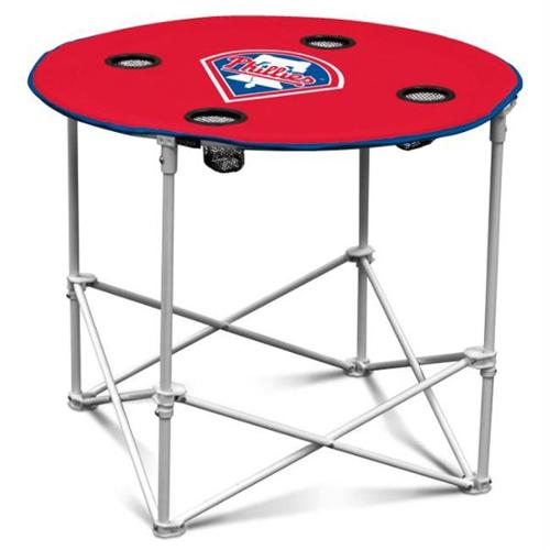 Philadelphia Phillies Official Round Table by Logo Chair Inc.