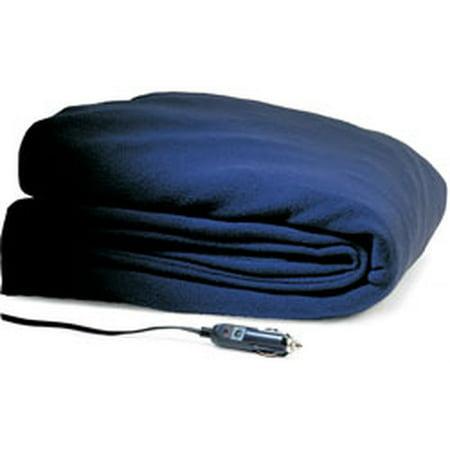 12-Volt 58x42.5 Fleece Heated Blanket