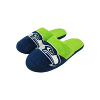 cd7a6fd8ade8 Product Image NFL Seattle Seahawks Colorblock Slide Slippers