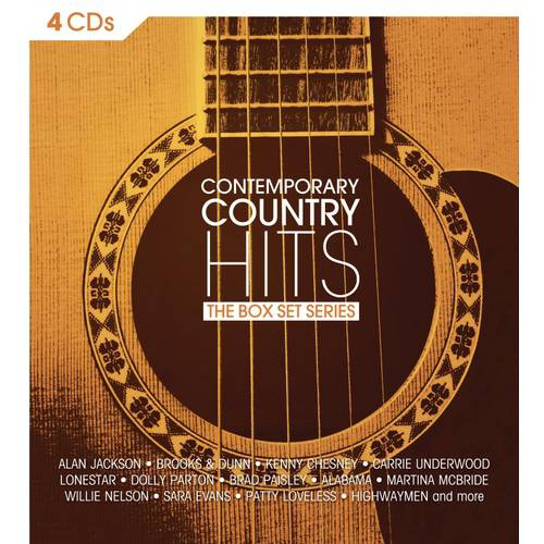 The Box Set Series: Country Hits Since The '80s (4CD)