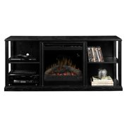 Dimplex Jayden Black Media Console with Electric Fireplace