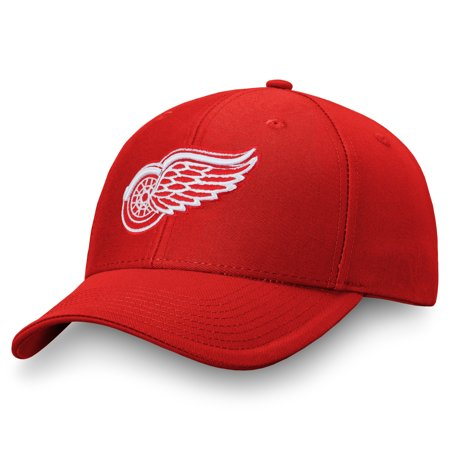 Men's Fanatics Branded Red Detroit Red Wings Adjustable Hat - OSFA Detroit Red Wings Ipod Skin