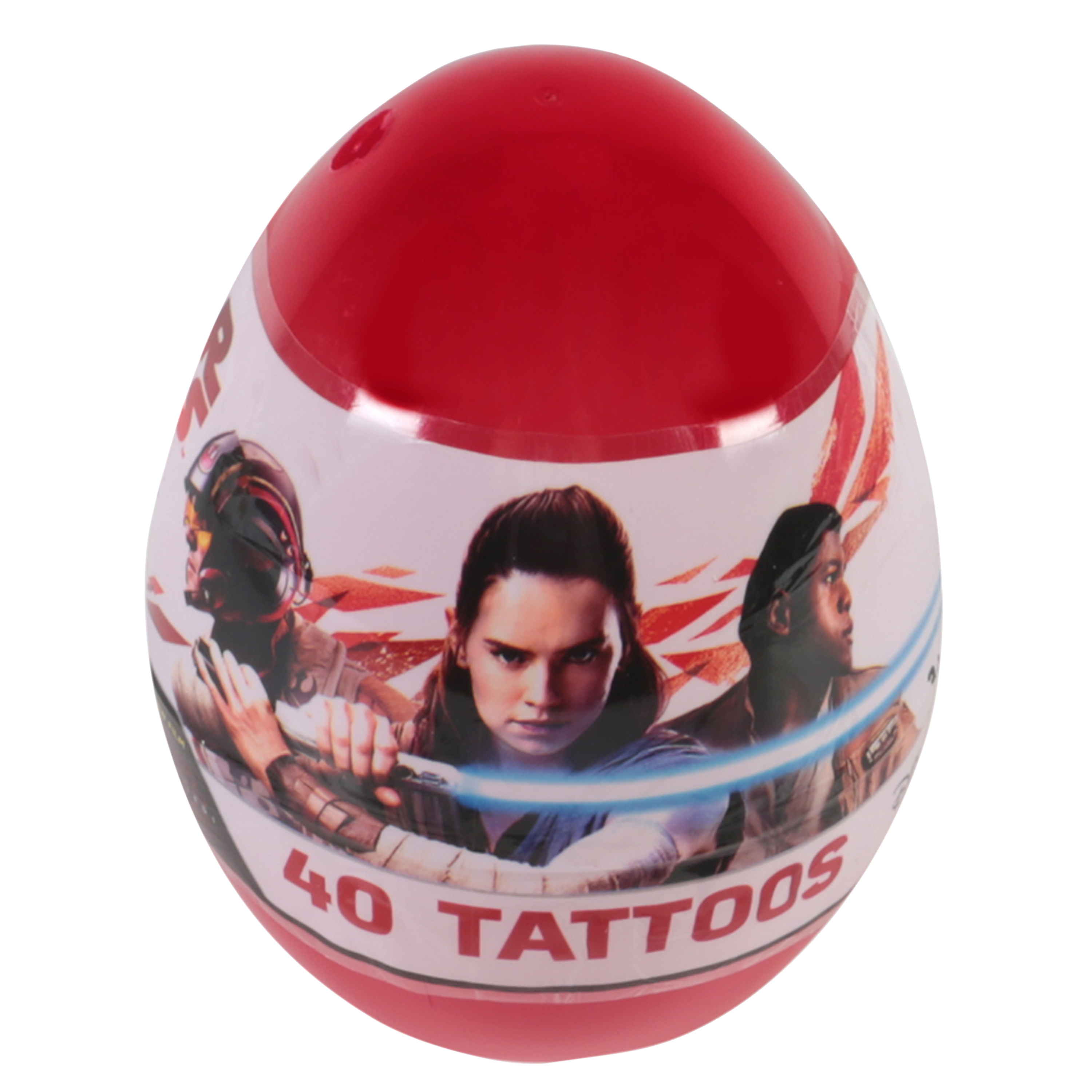Star Wars Jumbo Plastic Tattoo Egg