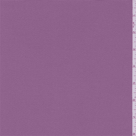 Dusky Orchid (dusty orchid crepe knit, fabric by the yard)