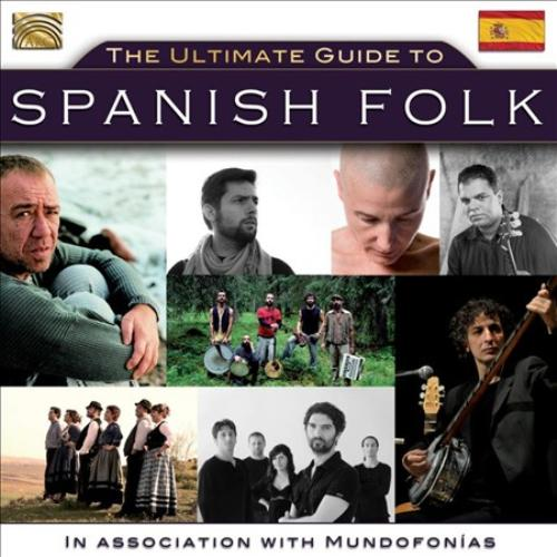 Various Artists The Ultimate Guide To Spanish Folk CD - image 1 of 1