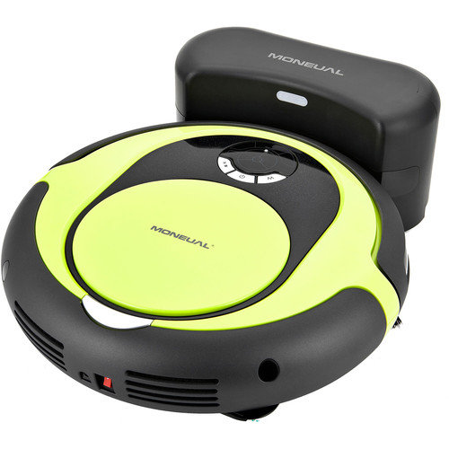 Moneual Rydis Hybrid Robot Vacuum and Dry Mop Cleaner