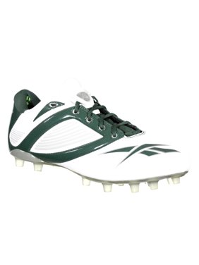 e761b2573805 Product Image REEBOK PRO ALL OUT SPEED LOW M2 MENS FOOTBALL CLEATS WHITE    GREEN 12