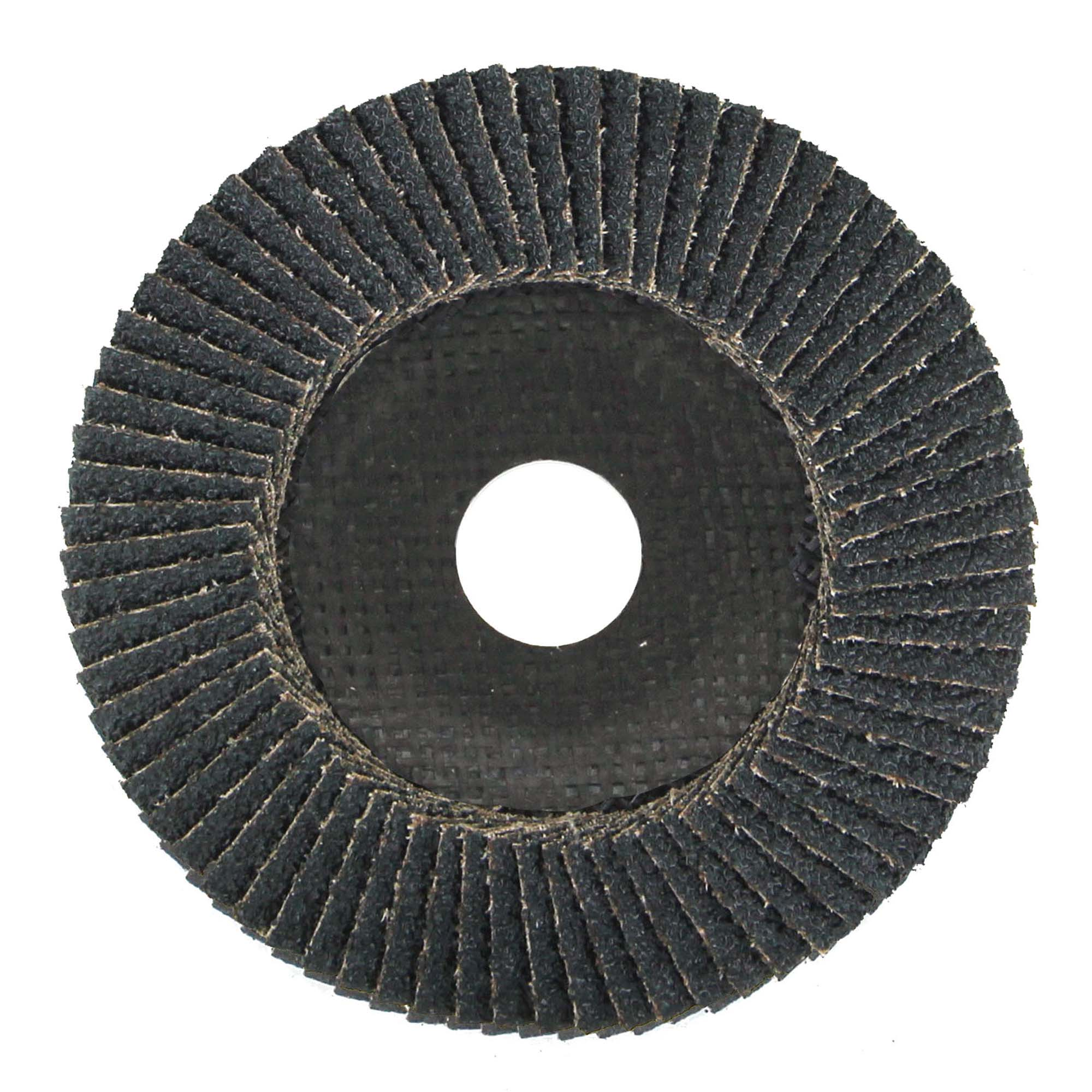 "High Density 20Pack 4.5/""x 7//8/"" Zirconia Flap Disc Grinding Wheel Free Shipping"