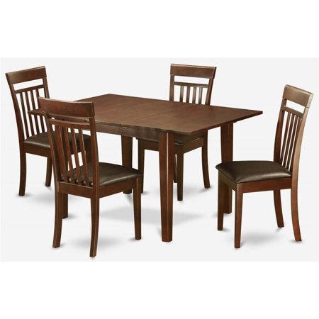 Dining Table with 4 Chairs - Walmart.com